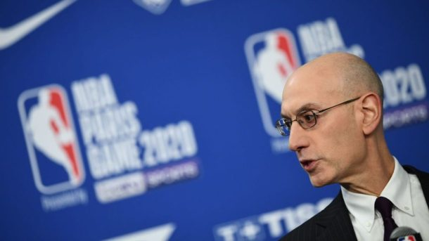 Adam Silver play-in