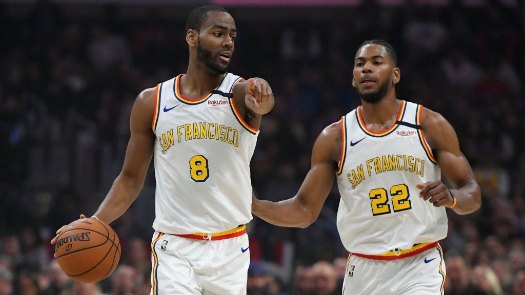 Warriors Glenn Robinson III and Alec Burks traded to 76ers