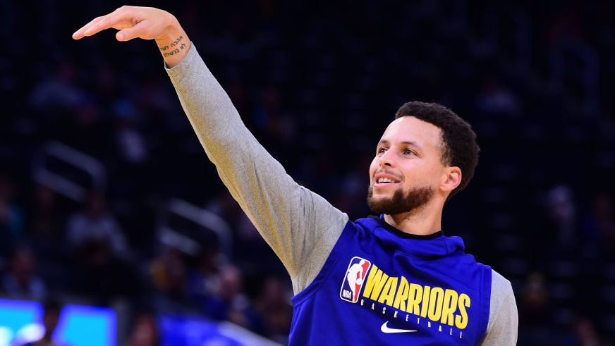 Stephen Curry reportedly will return to Warriors lineup Sunday vs. Wizards - ProBasketballTalk | NBC Sports