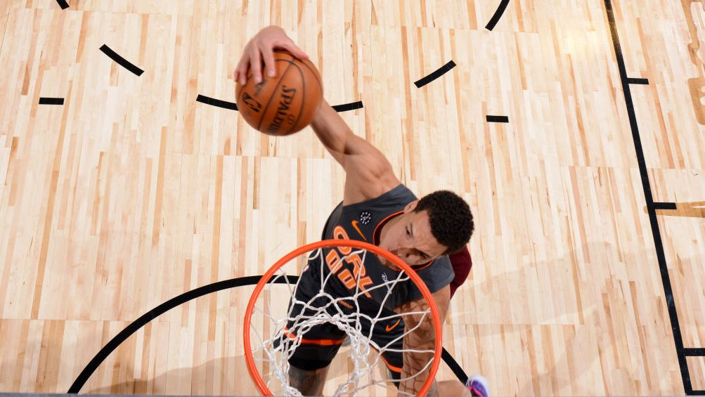 Fellow NBA players think Aaron Gordon was robbed in Dunk Contest, too - ProBasketballTalk | NBC Sports