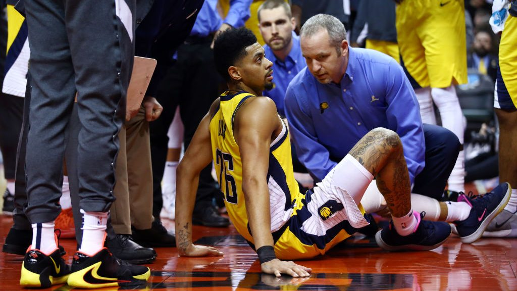 Pacers: Jeremy Lamb suffers torn ACL, torn meniscus, fracture