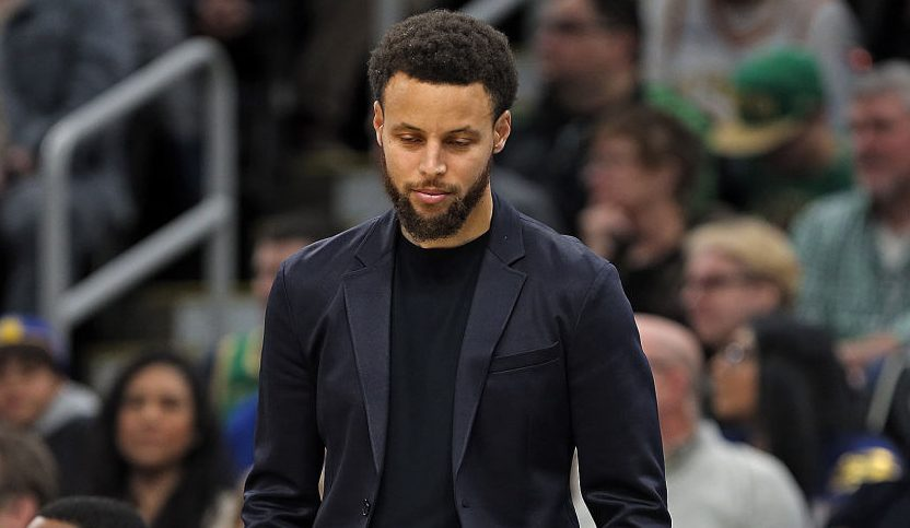 Stephen Curry out for February, to be re-evaluated for March return