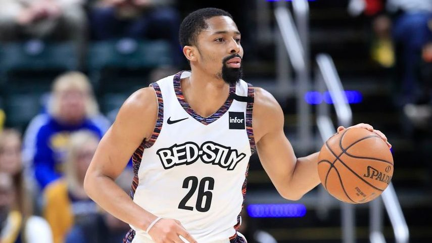 Report: Magic and Pistons talked trading for Nets Spencer Dinwiddie - ProBasketballTalk | NBC Sports