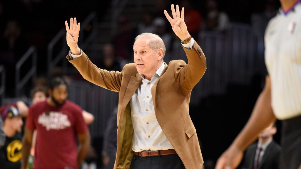 Report: John Beilein considering resigning as Cavaliers coach