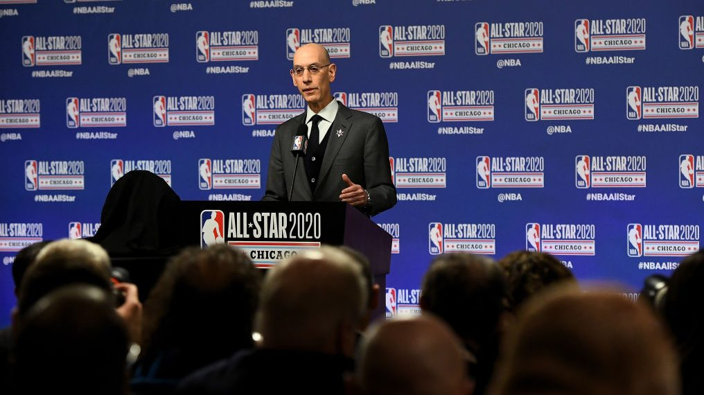 Adam Silver: I 'strongly believe' NBA will add in-season tournament