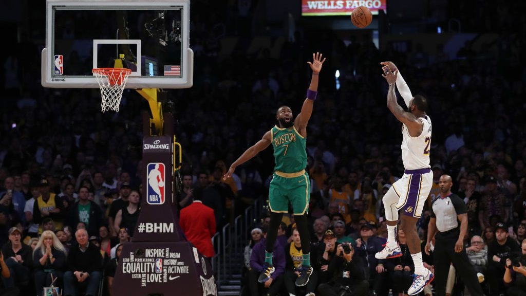 Three Things to Know: It was a good day, Lakers get LeBron game-winner, sign Markieff Morris - ProBasketballTalk | NBC Sports