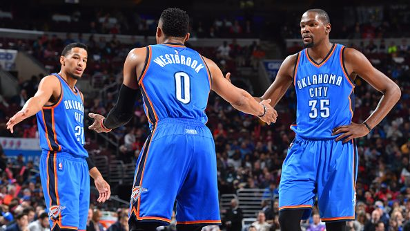 Kevin Durant on Thunder: I was 'tired' of being only shooter