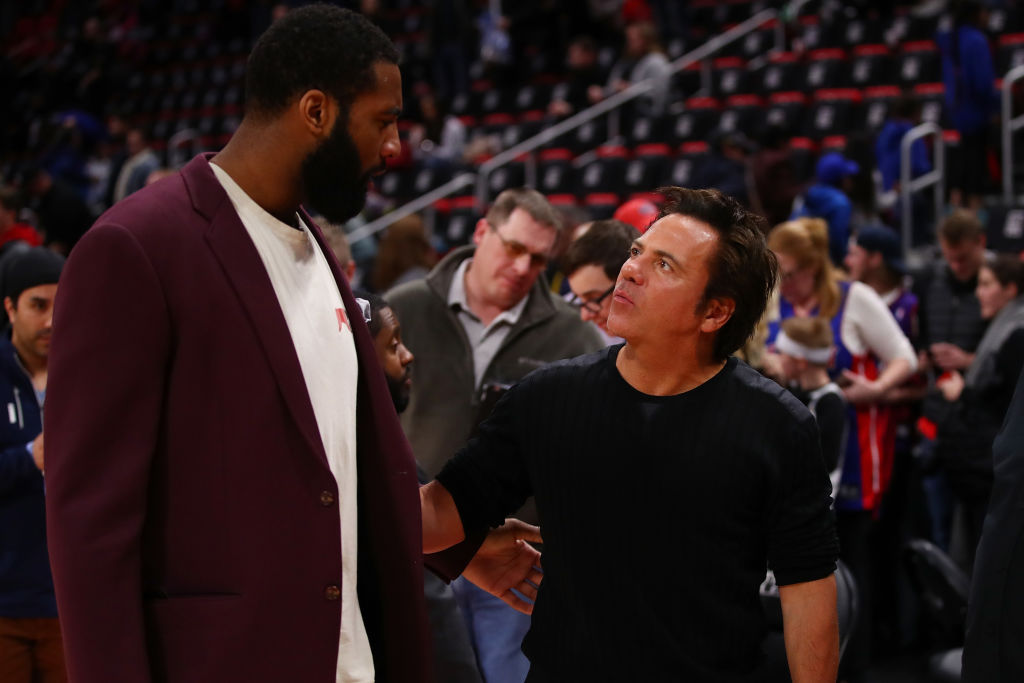 Traded by Pistons to Cavs, Andre Drummond: 'no friends or loyalty' in NBA