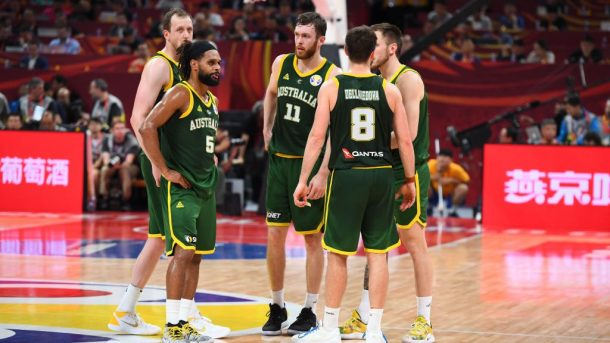 Australia basketball team