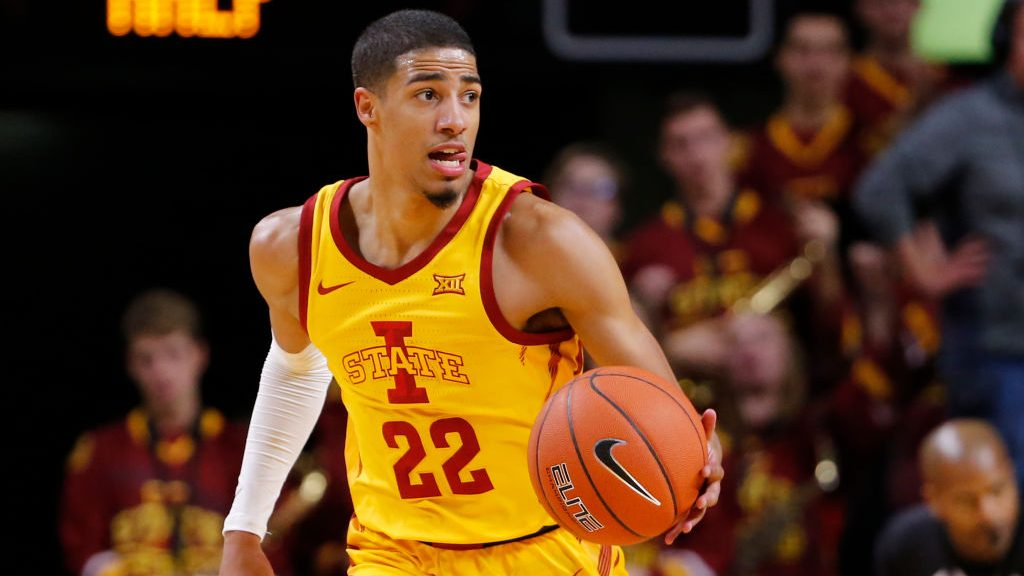 Iowa State guard Tyrese Haliburton declares for NBA draft