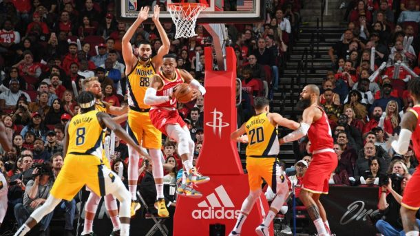 Rockets-Pacers