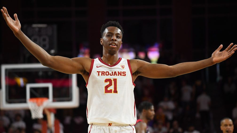 USC big man Onyeka Okongwu declares for NBA Draft - ProBasketballTalk | NBC Sports
