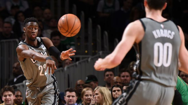 Watch Caris Levert Drop 51 Nets Come From 17 Down In Fourth Stun Celtics In Ot Probasketballtalk Nbc Sports