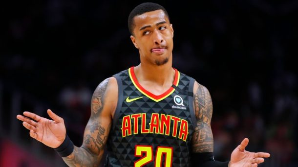 Hawks big John Collins