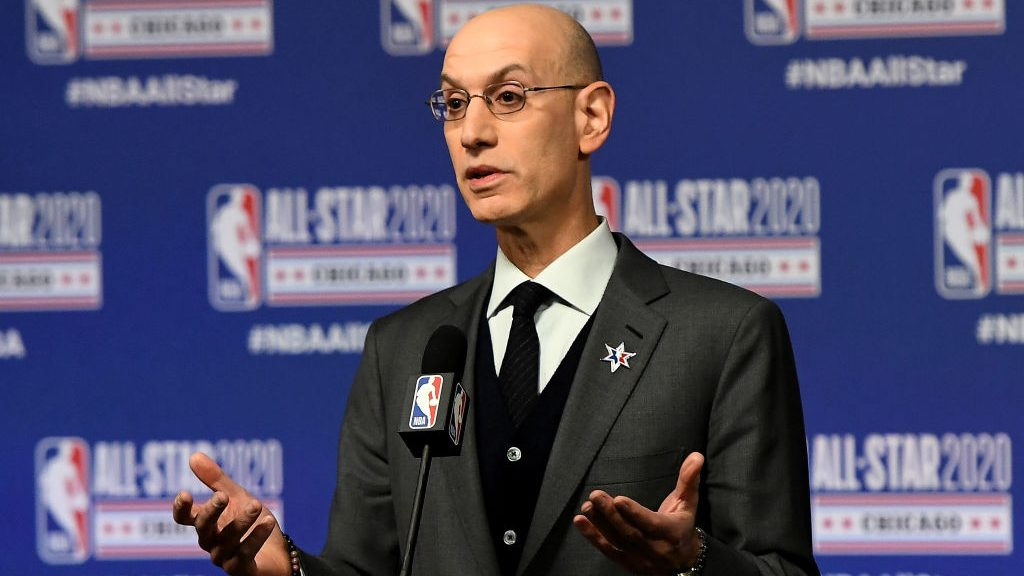 Adam Silver bubble
