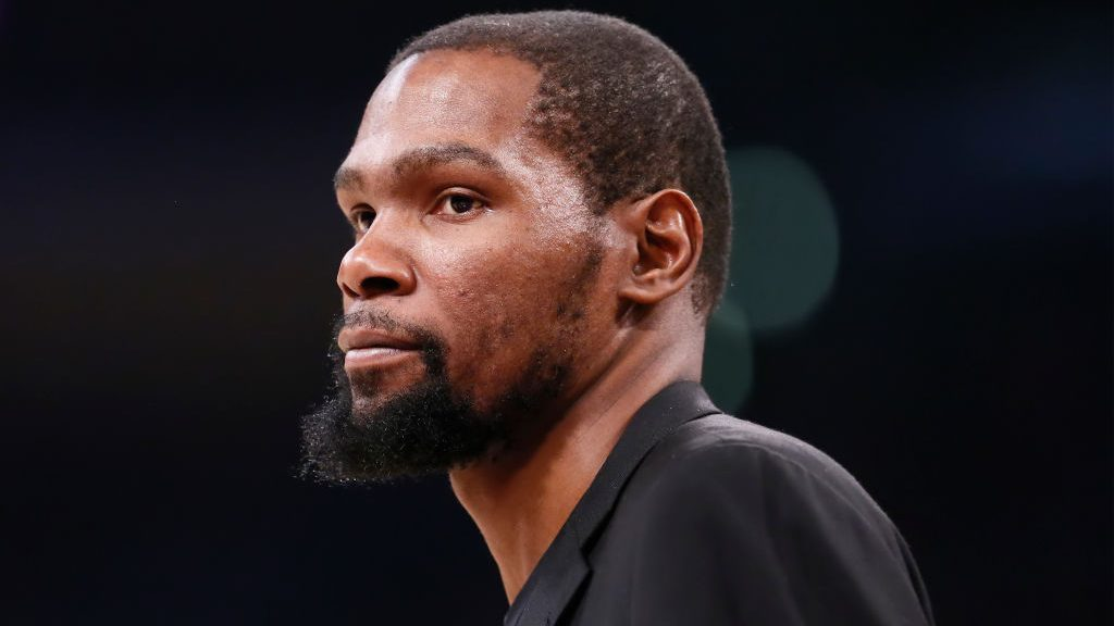 Kevin Durant: 'My season is over. I don't plan on playing at all.' - ProBasketballTalk | NBC Sports