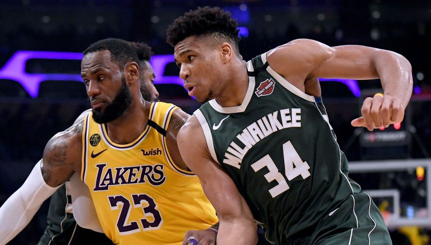 Will Lebron or Giannis win the NBA MVP?