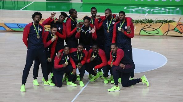 USA Basketball Olympics