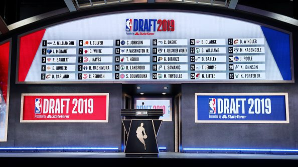 NBA draft date