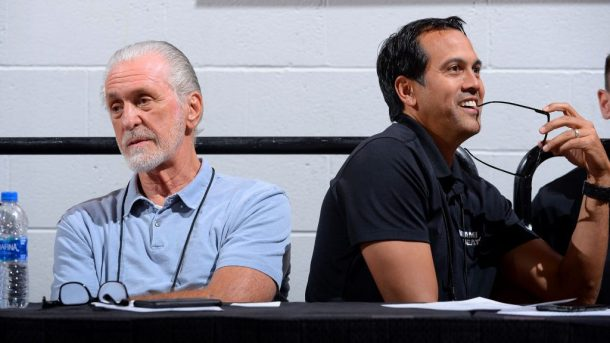 Erik Spoelstra No Desire Ever To Leave Miami Heat