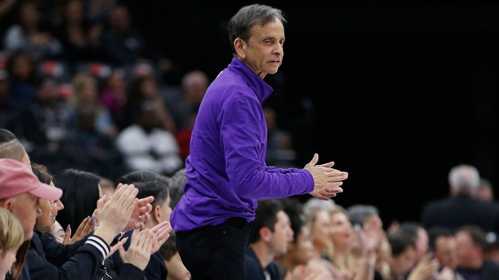 Sacramento Kings owner Vivek Ranadive