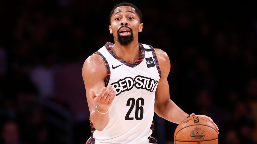 Spencer Dinwiddie coronavirus