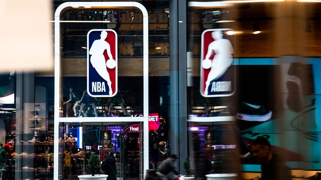 NBA layoffs