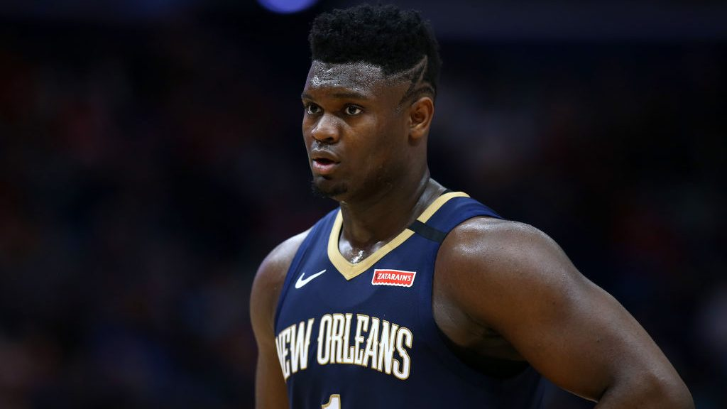 Zion Williamson looks in incredible shape, says he's focused for restart