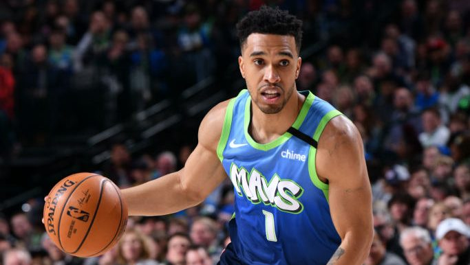Mavericks guard Courtney Lee