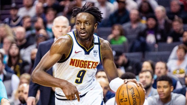 Nuggets forward Jerami Grant