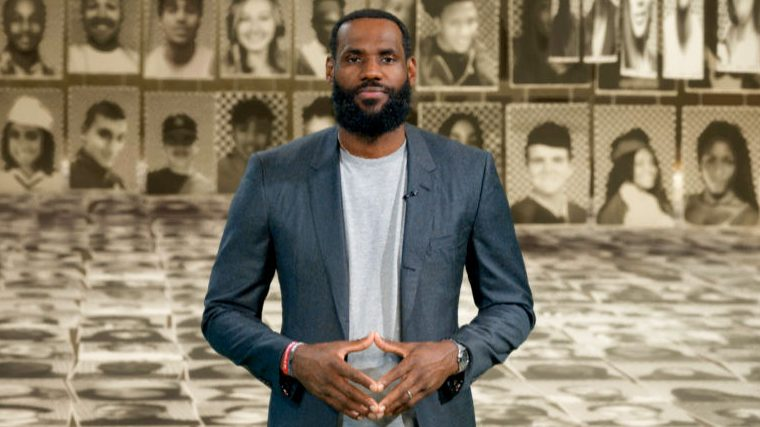 LeBron James black voting rights