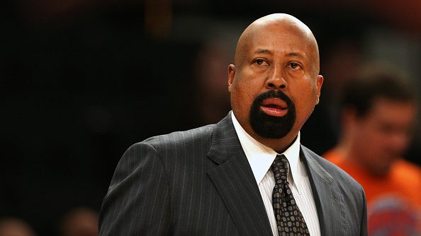 Former Knicks coach Mike Woodson