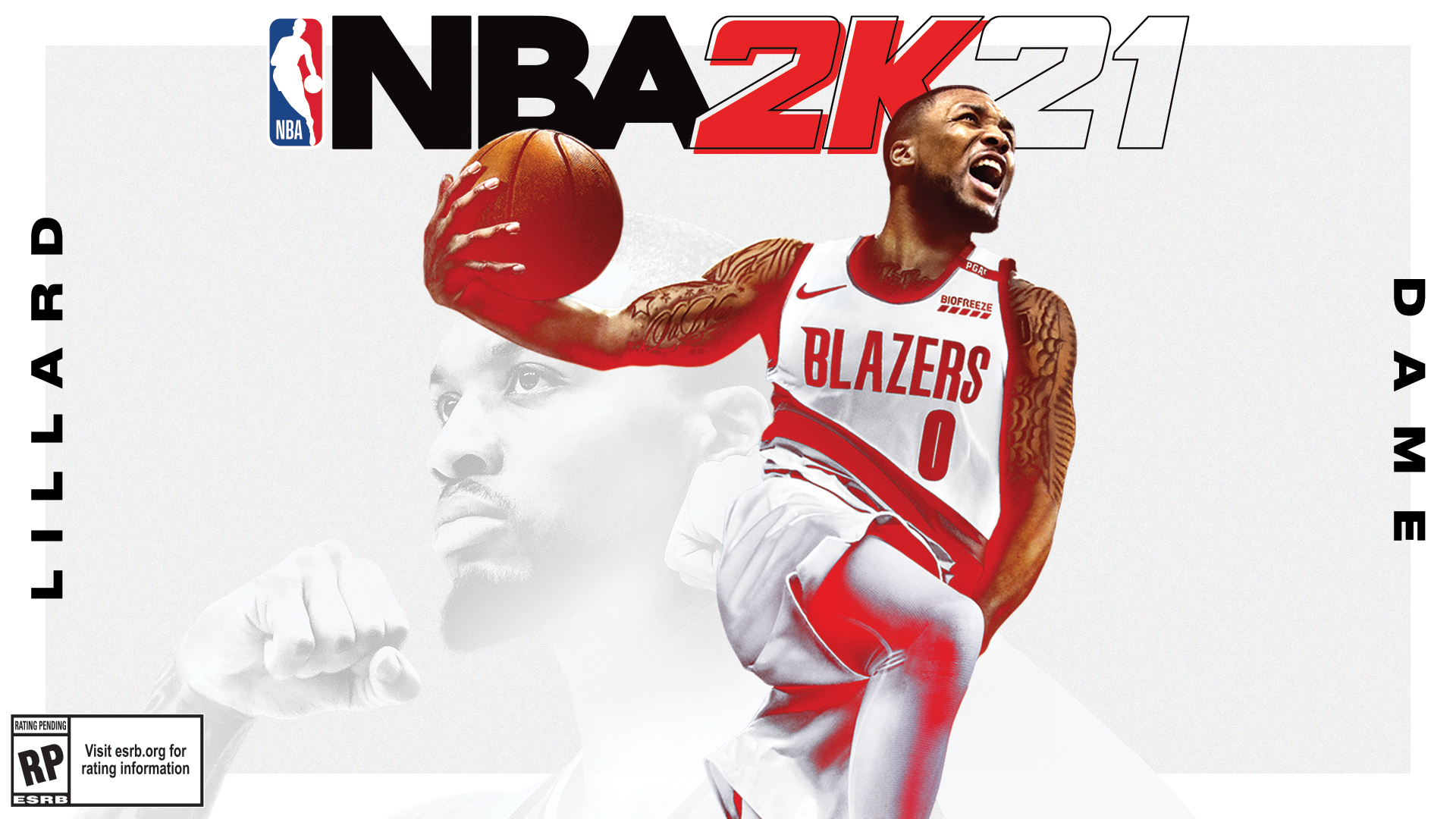 Damian Lillard named first cover athlete for NBA 2K21