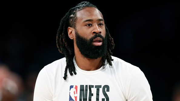 Nets center DeAndre Jordan