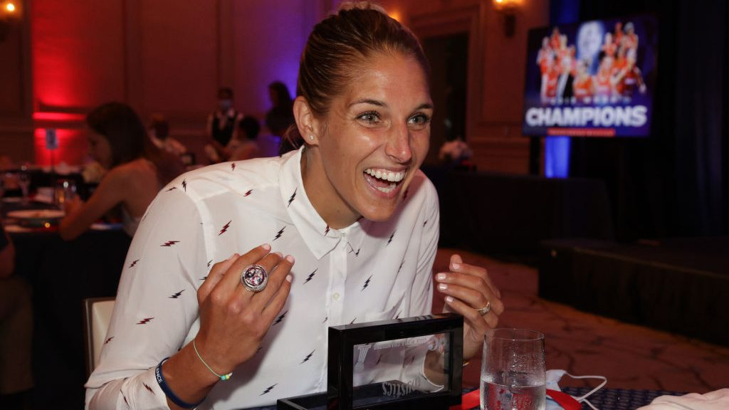 Washington Mystics: We planned all along to pay Elena Delle Donne thumbnail