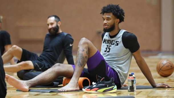Marvin Bagley injury