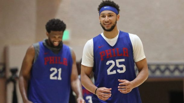 Ben Simmons power forward