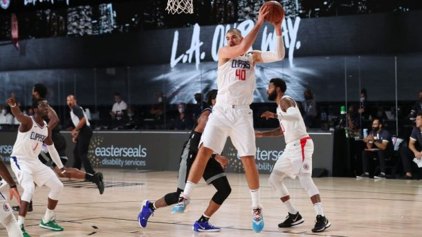 Clippers center Ivica Zubac