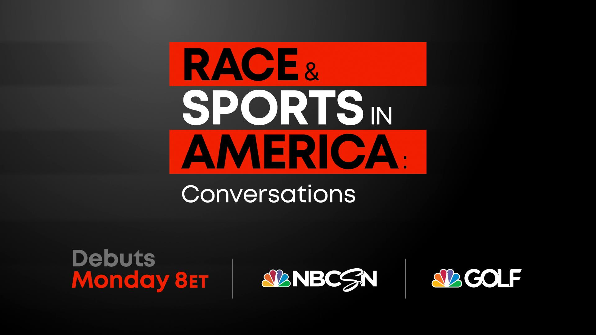 """Stephen Curry, Charles Barkley join """"Race and Sports in America: Conversations"""" on NBC family"""