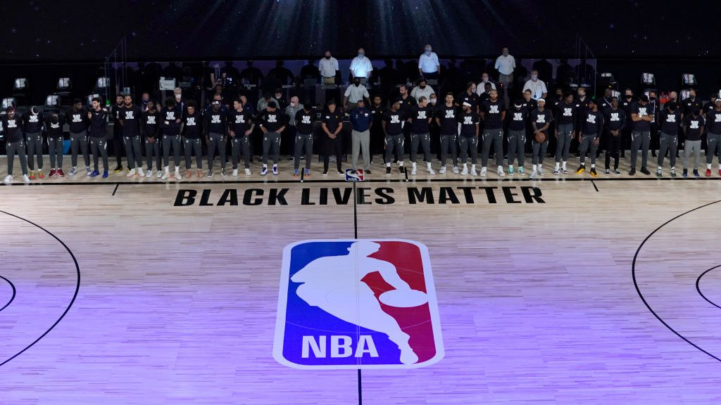 NBA Black Lives Matter