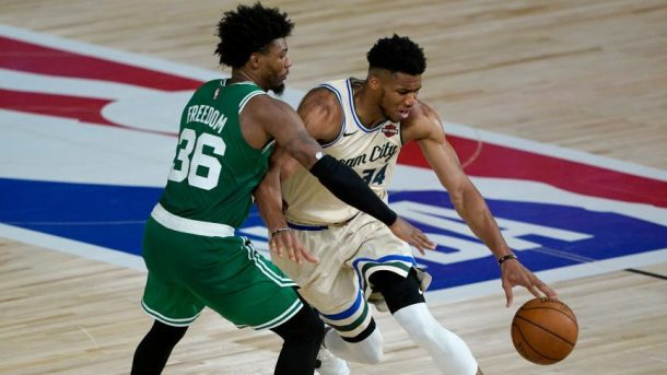 Marcus Smart fined