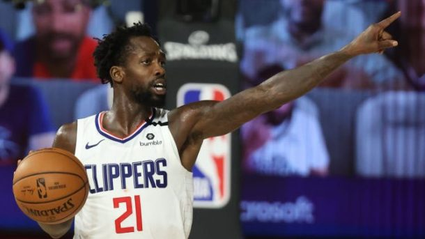 Patrick Beverley injury