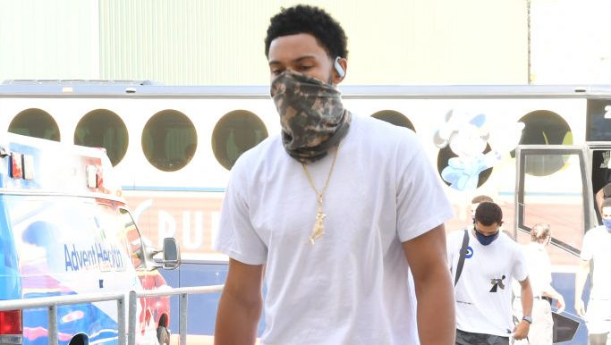 76ers star Ben Simmons leaving bubble for surgery
