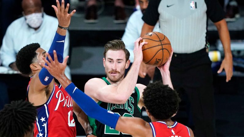 Gordon Hayward ankle