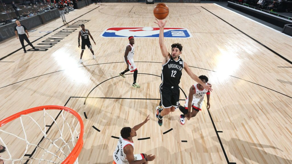 Nets wing Joe Harris