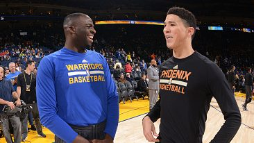 Draymond Green fined