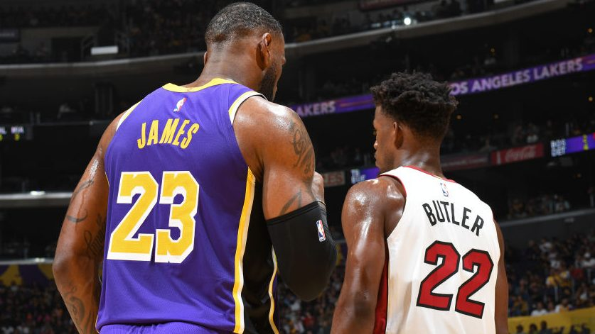 Pbt Podcast Nba Finals Preview Los Angeles Lakers Vs Miami Heat