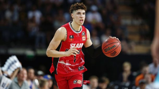 LaMelo Ball Timberwolves