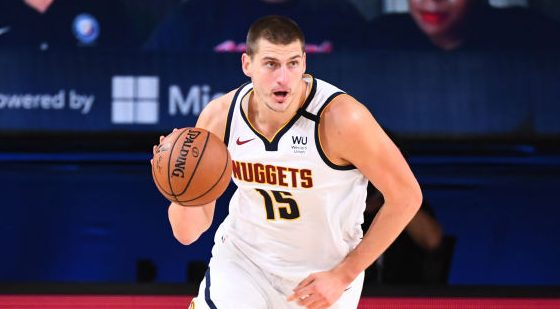 Denver's Nikola Jokic questionable for Game 3 with wrist sprain