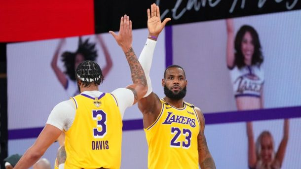 Lakers Heat Finals